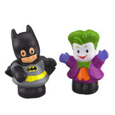 Little People® DC Super Friends™ Batman™ & The Joker Figure Pack