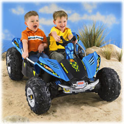 Power Wheels® HOT WHEELS™ Dune Racer