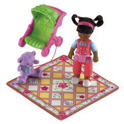 Loving Family™ Toddler (African-American)