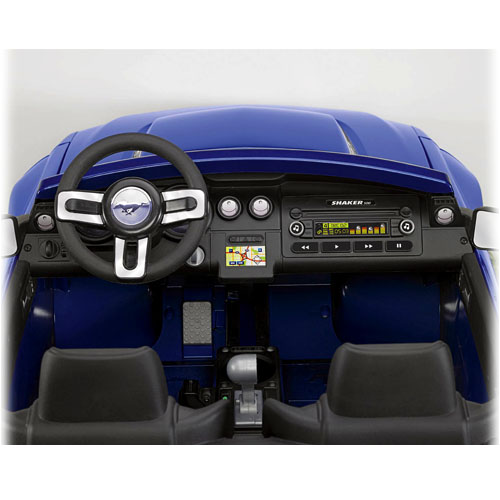 Blue Mustang Power Wheels Power Wheels® Ford Mustang