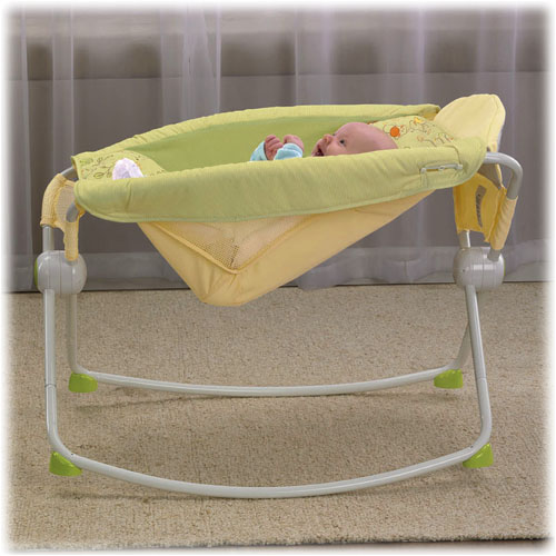Fisherprice deluxe auto rockn play sleeper manual