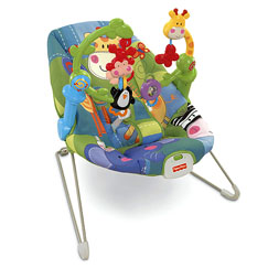 Discover n Grow Swing-Away Activity Bouncer