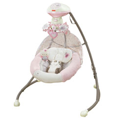 My Little Sweetie™ Cradle 'n Swing