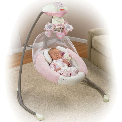 My Little Sweetie Cradle N Swing