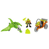 Imaginext® Pterodactyl & ATV