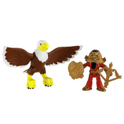 Imaginext® Knight & Eagle