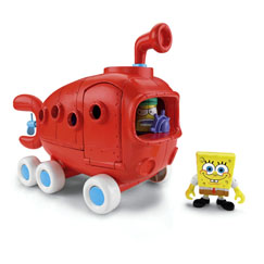 Imaginext® SpongeBob SquarePants: Bikini Bottom Bus