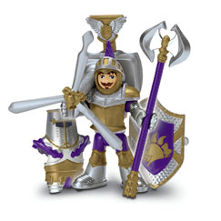 Imaginext® Battle Arena Sir Peter the Knight
