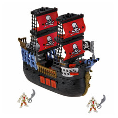 Imaginext® Pirate Ship
