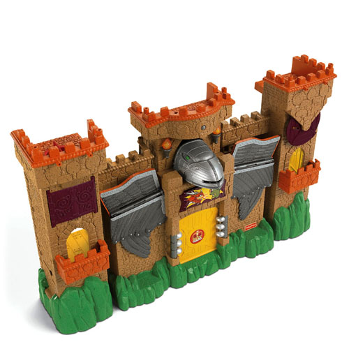 Imaginext® Eagle Talon Castlelolitas castle