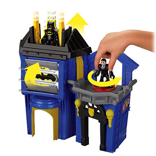 Imaginext Batman Playset Pictures to Pin on Pinterest  PinsDaddy