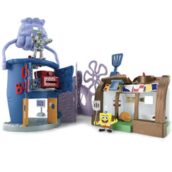 Imaginext® SpongeBob SquarePants Play Set