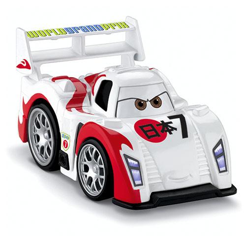 Free coloring pages of shu todoroki cars 2