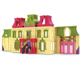 Loving Family™ Dream Dollhouse with African-American Family