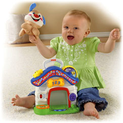 Laugh and Learn Puppys Playhouse