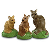 Little People® Zoo Talkers™ Kangaroo Family
