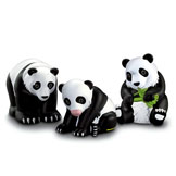 Little People® Zoo Talkers™ Panda Bear Family
