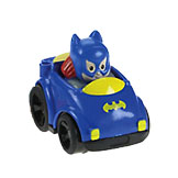 Little People® Wheelies™ DC Super Friends™ Batgirl