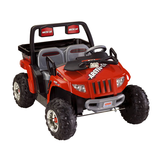 Power Wheels® ARCTIC CAT® 1000 (Red) - Shop Power Wheels Ride On