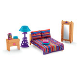 Dora Playtime Together Master Bedroom Furniture