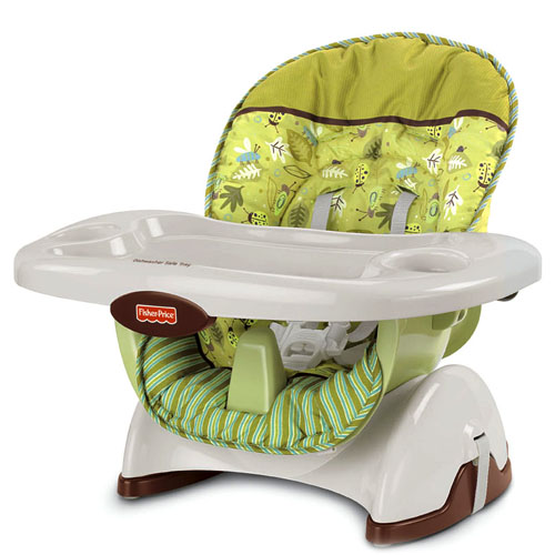 fisher price high chair space saver 2