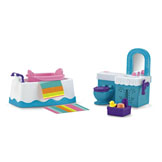 Dora Playtime Together Bathroom Furniture