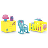 Dora Playtime Together Nursery Furniture