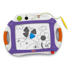Doodle Pro® Classic Doodler with 2 Stampers (Purple)