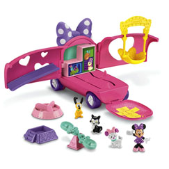 Minnie Mouse Bowtique Minnie's Pet Tour Van