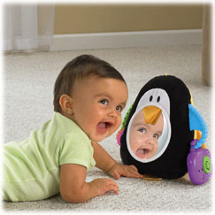 Discover 'n Grow™ 2-in-1 Musical Mirror
