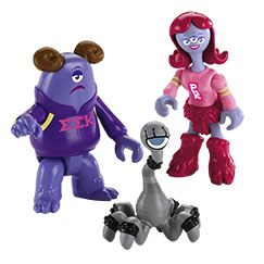 Imaginext® Disney•Pixar Monsters University Sorority Pack