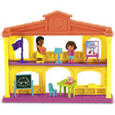 Dora Playtime Together Schoolhouse