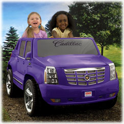 Voiture Power Wheels Cadillac Escalade