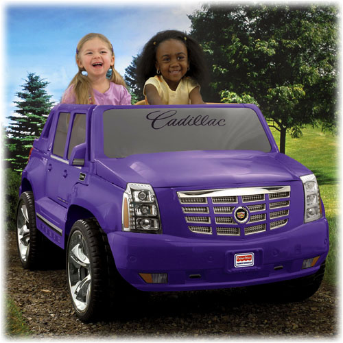 """New"" PW Purple Escalade"