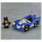 Includes Batmobile and Batman figure.