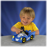 Little People® DC Super Friends™ Batmobile