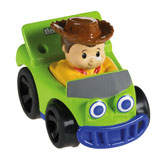 Wheelies™: Disney•Pixar Toy Story Woody