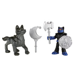 Imaginext® Knight & Wolf