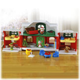 Little People® Santa's North Pole Cottage
