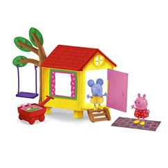 Casa con sorpresas de peppa pig - Peppa pig la casa del arbol ...