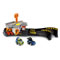 Includes Rev 'n Go Garage with Launcher & 2 Rev 'n Go cars. Additional cars sold separately.