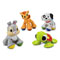 Introduce your little character to our little characters. (Each sold separately and subject to availability.)