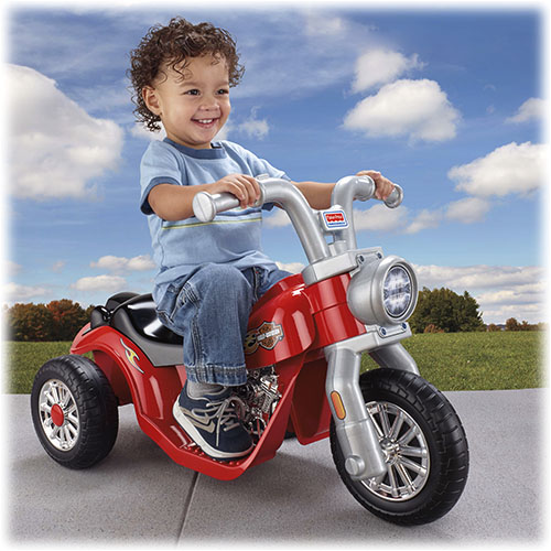 Power Wheels® Harley-Davidson® Lil' Harley®