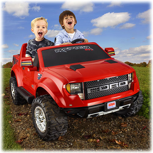 red ford raptor power wheels autos post. Black Bedroom Furniture Sets. Home Design Ideas