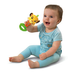 Disney Baby THE LION KING Rattle