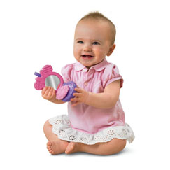 Disney Baby MINNIE'S Gigglin' Compact