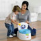 Makes potty training easy for mom, and fun for kids!