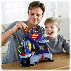Imaginext® DC Super Friends™ Superman ™ Playset