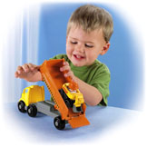 Little People® Wheelies™ Construction Carrier