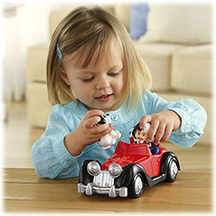 Little People® Disney Cruella de Vil